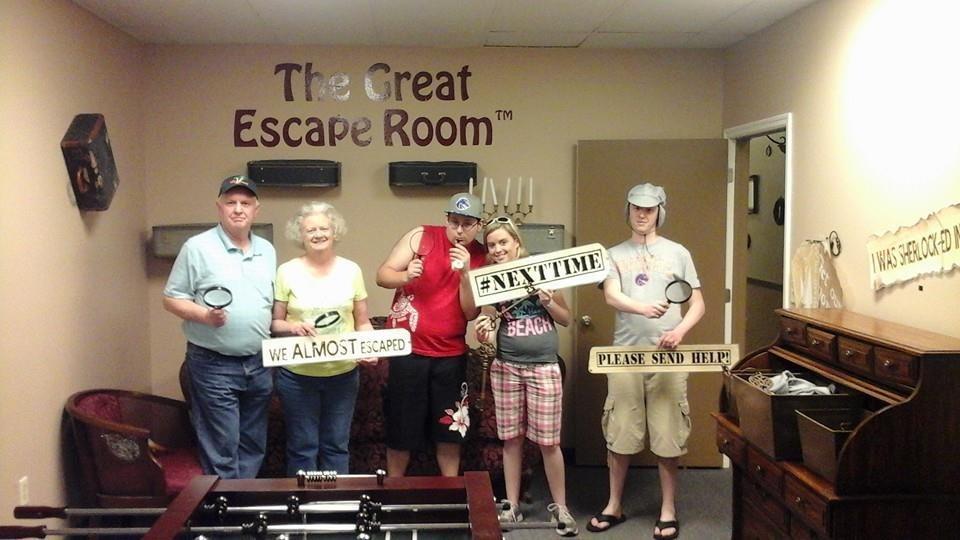 Great Escape Halloween