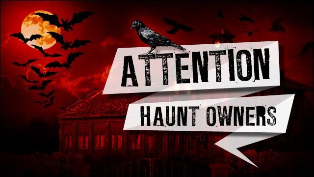Attention Michigan Haunt Owners