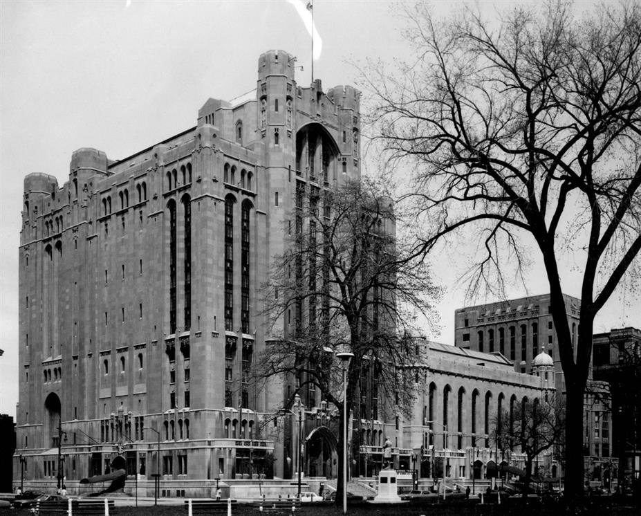 Detroit Masonic Temple Detroit Michigan Real Haunted Place