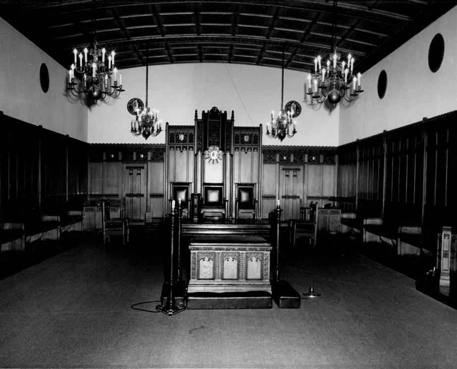 Detroit Masonic Temple   Detroit Michigan   Real Haunted Place