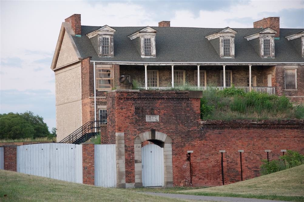 Fort Monroe Haunted Tours