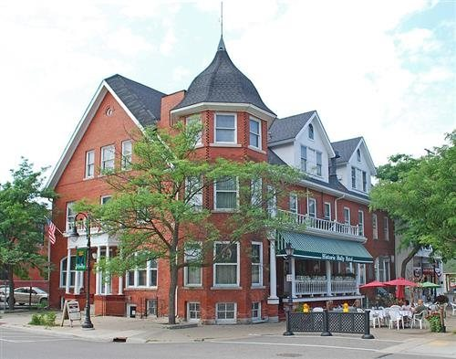 This One Of The Most Haunted Historic Buildings In Michigan Some Even Refer To It As America S Also On National Register