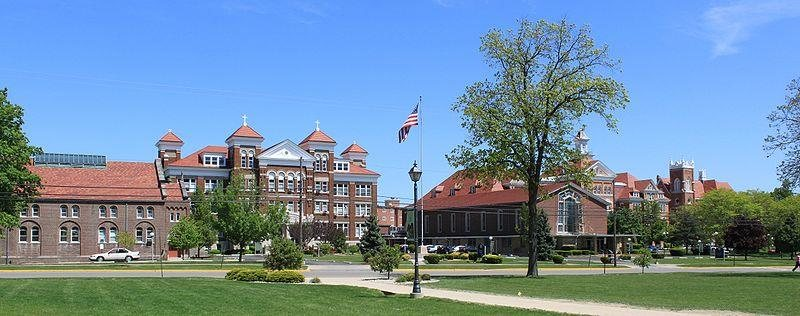 Siena Heights University Adrian Michigan Real Haunted